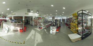 Virtuálna prehliadka pre Aktaon elektroinštalačný materiál